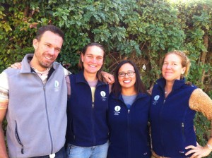 Erika, Andrea, Michelle and Dan (HQ Crew). We're happy to help--just call or email.