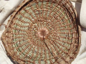 Your child will learn crafts such as weaving pine needle baskets.